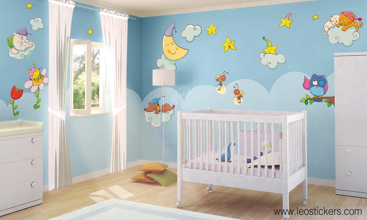 Camerette bellissime 30 foto di camerette da sogno per bambini - Cameretta neonato idee ...