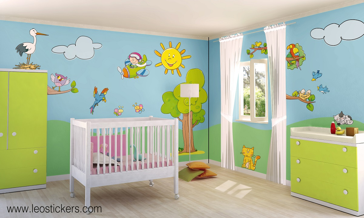 Idee per dipingere camera ragazzi simple idee per dipingere cameretta tante idee per decorare - Idee per dipingere cameretta ...