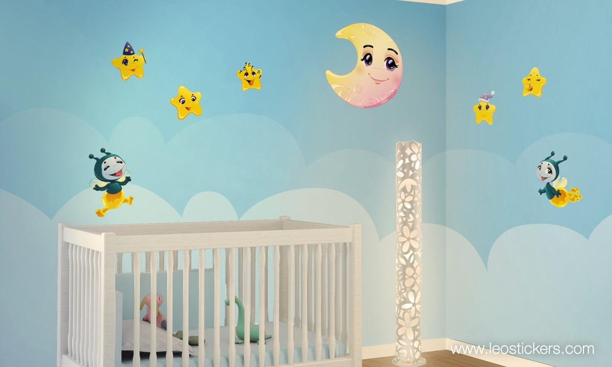 Cameretta bimba - Idee camerette neonato ...