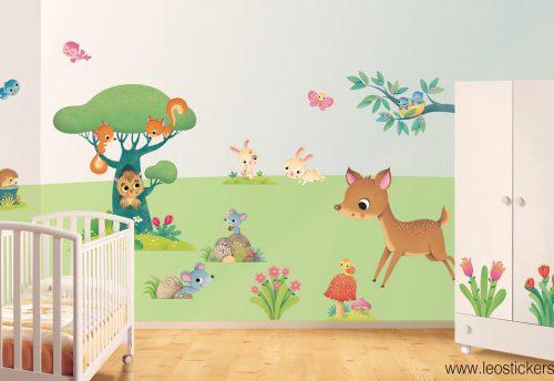 Adesivi bagno ikea idee creative e innovative sulla casa for Ikea adesivi murali