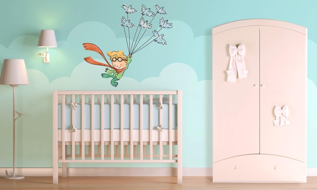 importanza abbia la scelta del colore delle pareti della cameretta dei  bambini e se abbia dei risvolti psicologici per la crescita dei nostri  piccoli.