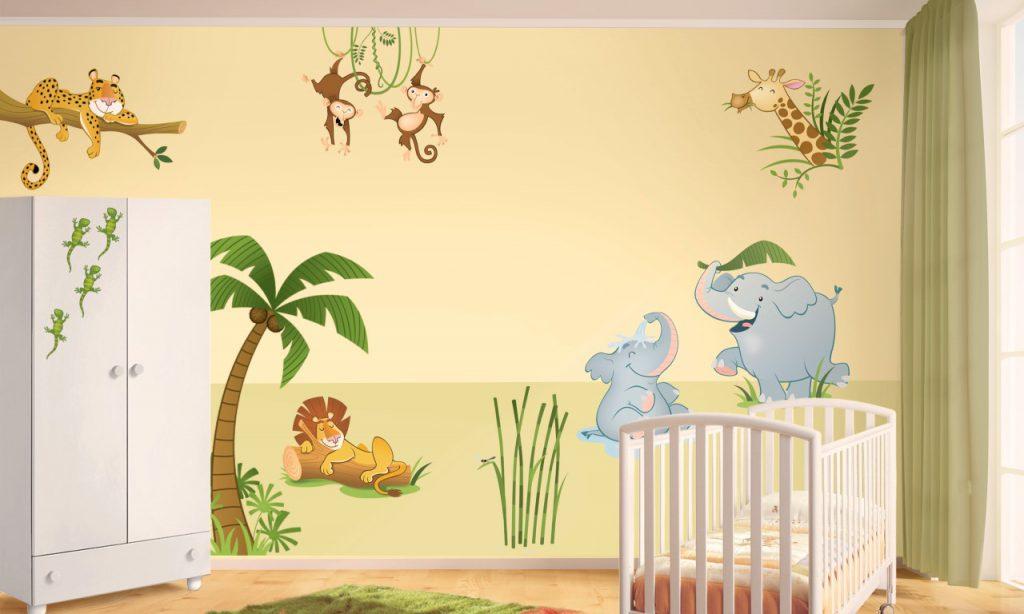 Super Quale colore per le pareti della cameretta dei bambini? I consigli  JU22