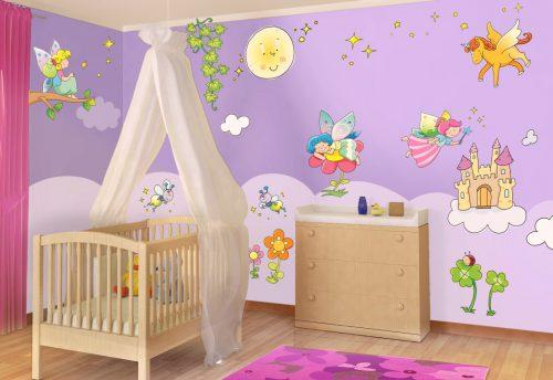Cameretta Per Neonato Cosa Serve : Cameretta neonato: 10 cose che non possono mancare