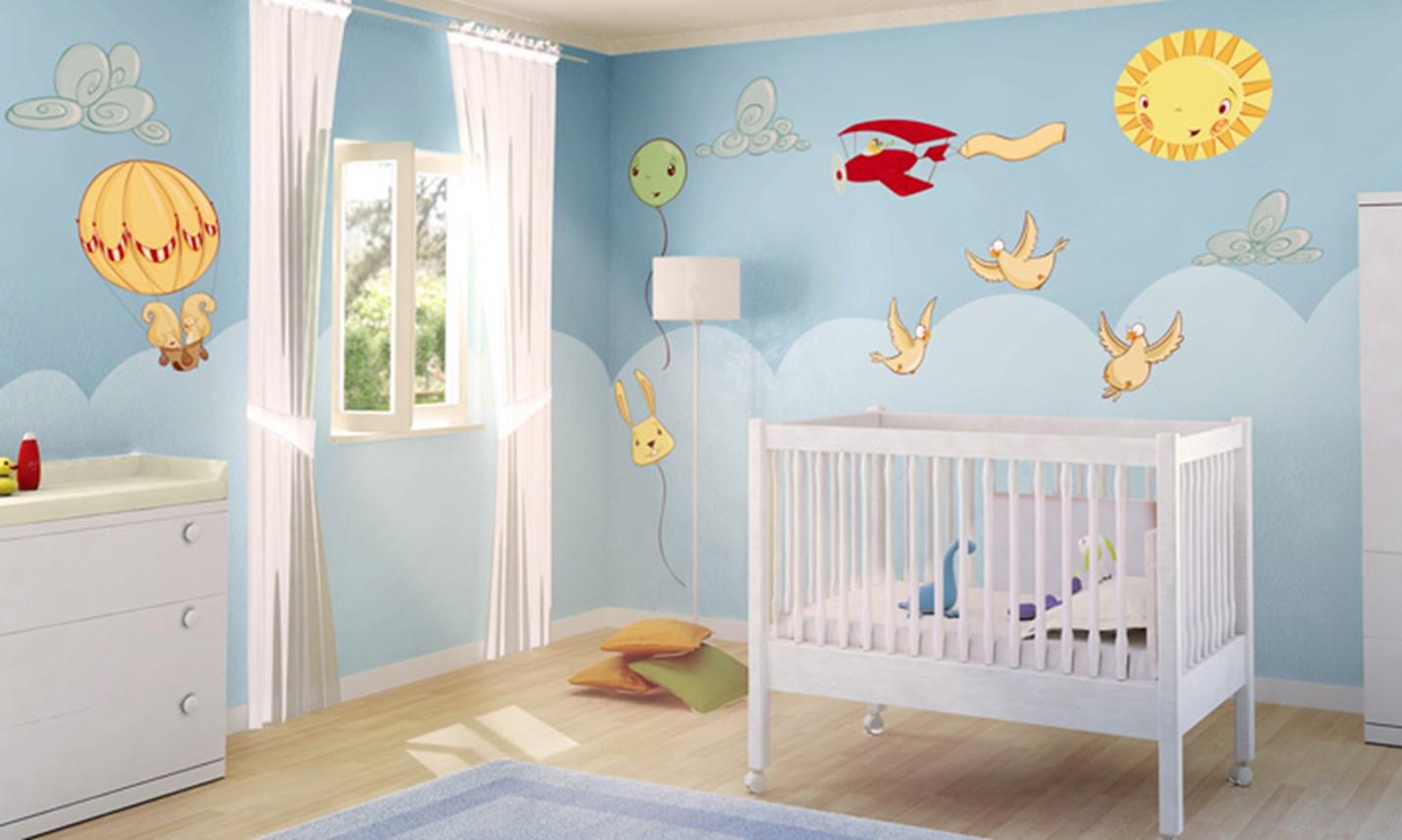 Decorare la cameretta del neonato awesome decorare la - Decorare la cameretta del neonato ...